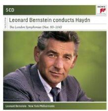 CD de musique classique symphonie Leonard Bernstein