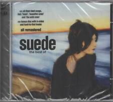 Suede Best Of Doppel CD NEU Animal Nitrate Beautiful Ones Trash Filmstar