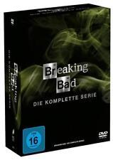 Breaking Bad Die komplette Serie alle Staffeln 21 Disc DVD Box Set Edition NEU