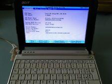 """AFFARE: netbook Acer Aspire One 10"""" con imballo originale e mouse wireless nuovo"""