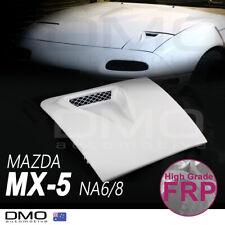 Mazda MX-5 Miata NA 89-98 OKAMI Vented Headlight Cover LHS FRP