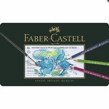 Faber-Castell USA 117536 Albrecht Durer Artist Watercolor Pencil Metal Tin of 36
