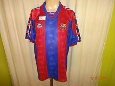 "FC Barcelona Original Kappa Trikot 1995-1997 ""ohne Hauptsponsor"" Gr.M"