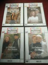 * L INTEGRALE LE CHATEAU DES OLIVIERS  4  DVD SERIE  (3 DVD ENCORE SOUS BLISTER)