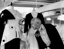 001 CECIL BEATON COSTUME DESIGNER W/ ASCOT DRESS FROM MY FAIR LADY PHOTO
