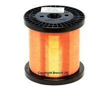 0.050mm - Cable de recogida de guitarra de cobre esmaltado, Imán de Alambre, alambre de la bobina - 1500g