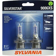 Sylvania Silverstar 9006XSST/2 Headlight Bulbs - Pair
