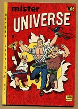 """Mister Universe #2 - """"Jungle That Time Forgot""""- 1951 (Grade 6.5) WH"""