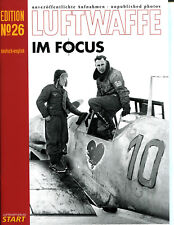 Luftwaffe im Focus No 26:: Bf 109, Ar 96, Fw 200, Ju 200