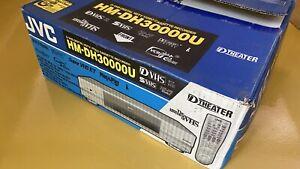 JVC HM-DH30000U D-VHS / VHS / S-VHS record / playback VCR