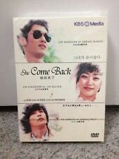 She Came Back (Korean Drama - Complete Series)