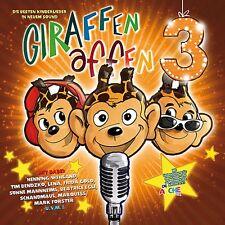 GIRAFFENAFFEN 3  CD NEU