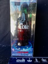 ACTION  Coca-Cola Nascar Collectible Bottle - Limited Edition/Stock Car Included
