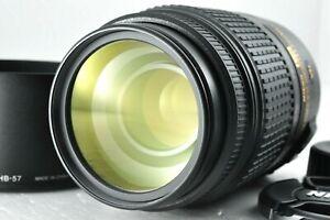 [Mint] Nikon AF-S DX 55-300mm f/4.5-5.6G VR ED HRI by DHL from Japan #1143