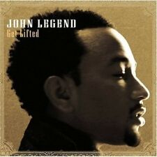 JOHN LEGEND - Get Lifted CD *NEW* 2005