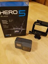 GoPro Hero 5 Black Edition Action Camera Hero5 - Lightly Used! Original box.