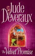 The Velvet Promise, Jude Deveraux,0671739743, Book, Good