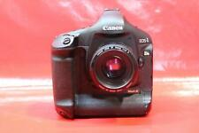 "Canon (DS126161) EOS 1Ds Mark III - 3"" Display - 50mm Lens - Digital SLR Camera"
