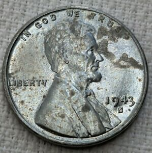 1943 - S - Lincoln Wheat Cent  (A7)