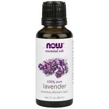 NOW Foods Lavender Oil 100% Pure & Natural - 1 oz