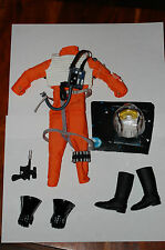 """Wedge X Wing Outfit 12""""-Never Used-Hasbro-Star Wars 1/6 Scale Custom Side Show"""