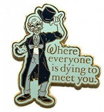 Disney Pin: Where Dreams Come True Card Collection Hitchhiking Ghost Only