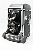 [Exc+5] Mamiya C33 Medium Format TLR Film Camera w/ 105mm f3.5 Lens From JAPAN