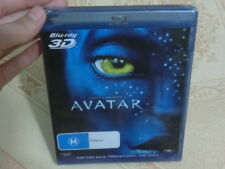 Blu-ray 3D - Avatar (Panasonic Exclusive Release) sealed original!!!