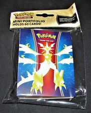 Forbidden Light Mini Portfolio Album Zygarde and Ultra Necrozma Holds 60 cards