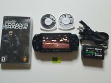PlayStation portable PSP 1001 w/ 3 games &1GB Memory. Great condition! Free ship