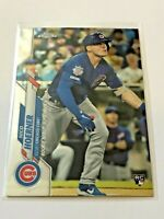2020 Topps Chrome Update Baseball Rookie Debut - Nico Hoerner RC - Chicago Cubs