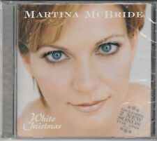 Martina McBride- White Christmas Factory Sealed NEW CD Free 1st Class UK P&P