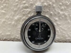 Omega Stoppuhr (MG 6301) (70er Jahre) Gut erhalten vom Händler