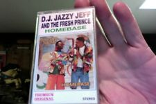 D.J. Jazzy Jeff and the Fresh Prince- Homebase- Thomsun original cassette- nice