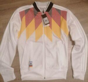 Adidas polyester Jacke DFB Neu!