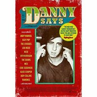 Danny Says: The Life and Times Of Danny Fields [DVD][Region 2]