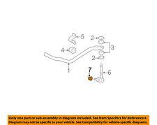 TOYOTA OEM 98-04 Tacoma Stabilizer Bar-Front-Stabilizer Link Nut 9017912141