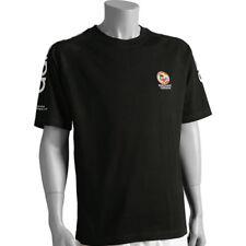 Adidas Karate WKF Black Cotton T-Shirt