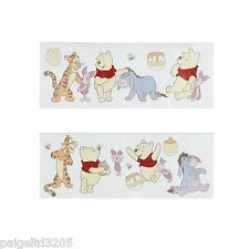 """Disney Winnie the Pooh """"H is for Hunny"""" Removable Wall Decals / Stickers"""
