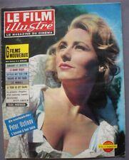 ► FILM ILLUSTRE 13 -1961 ELGA ANDERSEN - MARIE LAFORET - SPARTACUS - GARY COOPER
