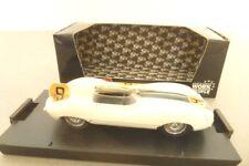 Brumm Models 1955 Jaguar D Type F1 Grand Prix Racing Car Diecast Model