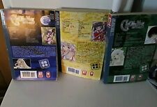 Chobits by Clamp Volume 3, 4 and 5 Tokyopop Japanese Anime