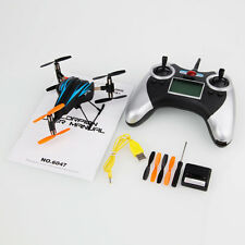 SH 6047A 6 Axis 3D Remote Control RC Quadcopter UFO RTF Flight UFO Toys