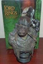 Lord of the Rings Uruk Hai Scout figure BOXED SIDESHOW WETA damage