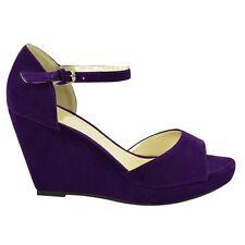 Markenlose Sandalen mit Keilabsatz für Damen