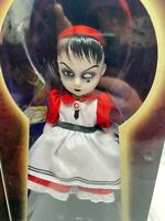 Living Dead Dolls Sadie as Alice In Wonderland LDD Mezco Doll sullenToys