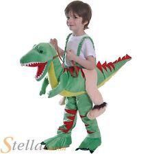 Enfants Dinosaure équitation T-Rex Step En Garçons Costume Déguisement