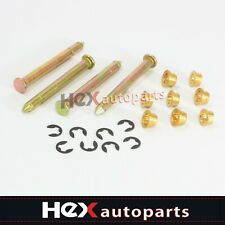 Door Hinge Pins Pin Bushing Kit Set Two Door For Ford Bronco F150 F250 F350