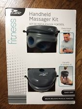 Crane Fitness Handheld Full Body Massager Kit