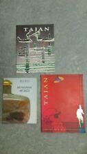 rare lot 3 catalogues vente france etude tajan:art deco-art nouveau-art moderne!